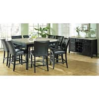 Greyson Living Malone Counter Height Dining Set
