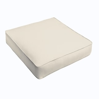Sloane Ivory Corded Indoor/ Outdoor Square Cushion