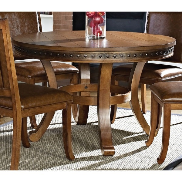 48 Square Dining Room Table: Greyson Living Bramley 48 Inch Round Dining Table