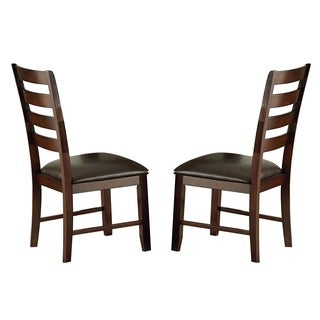 Greyson Living Preston Ladder Back Dining Chair (Set of 2)