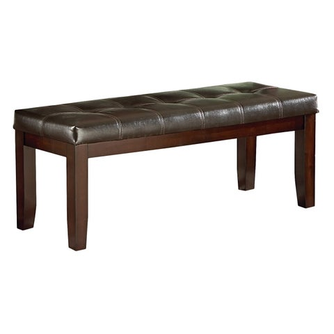 Greyson Living Preston Dining Bench - 20 inches high x 48 inches wide x 17 inches deep
