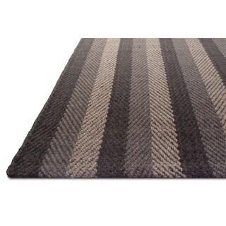 Denali Wool/ Jute Rug (4' x 6')