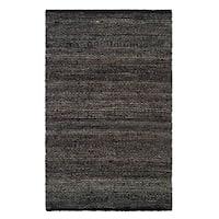 Handmade Indo Sequoia Wool/ Jute Rug (6' x 9')