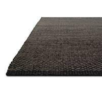 Handmade Indo Kobuk Wool/ Jute Rug (6' x 9')