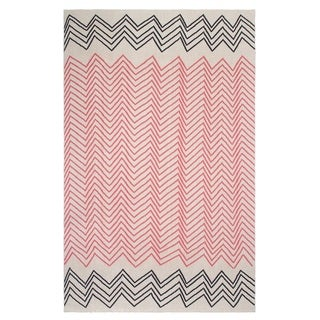 Fenway Pink Throw Blanket