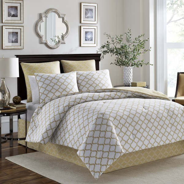 Stone Cottage Savannah Straw Duvet Cover Set