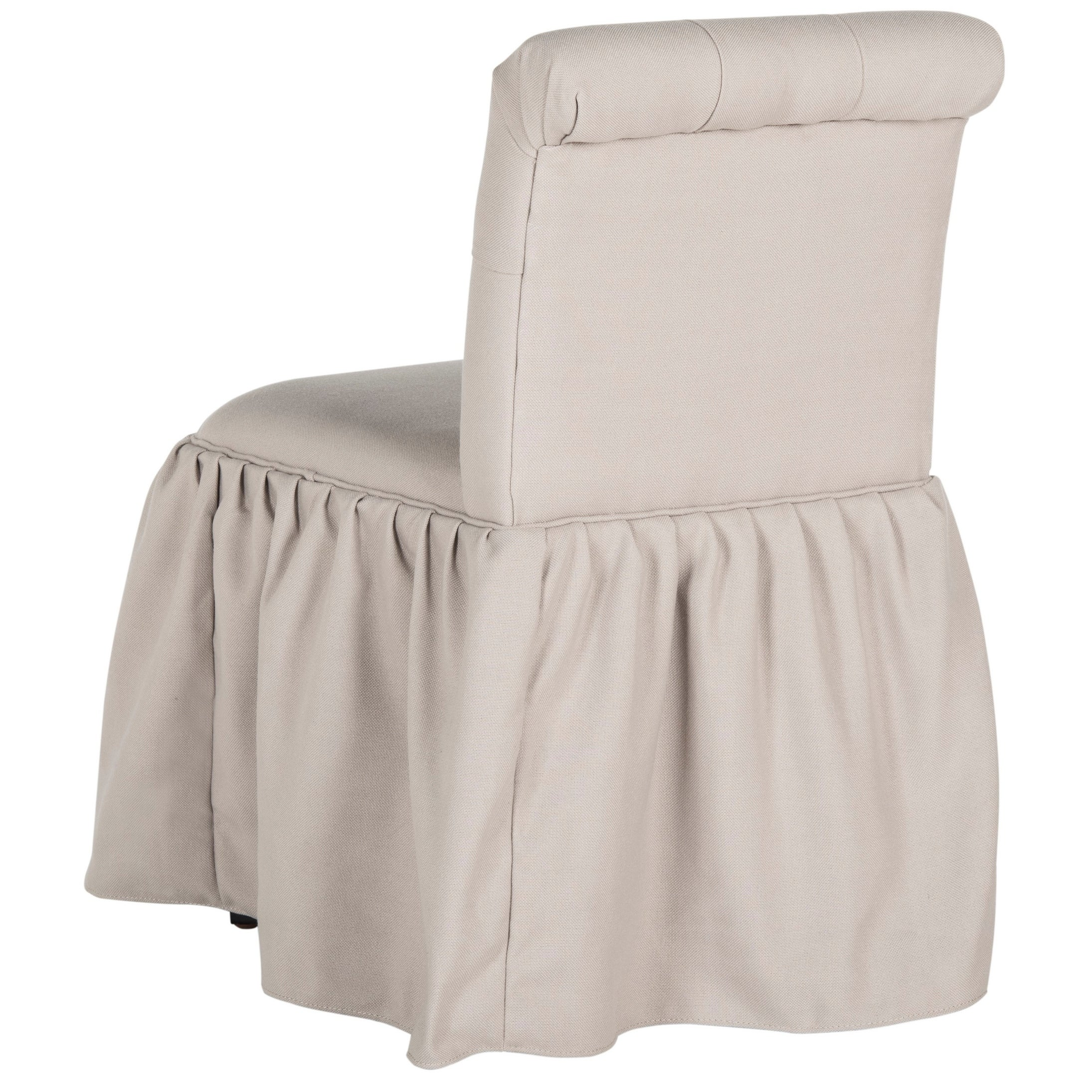 Safavieh Mercer Collection Allie Beige Vanity Chair