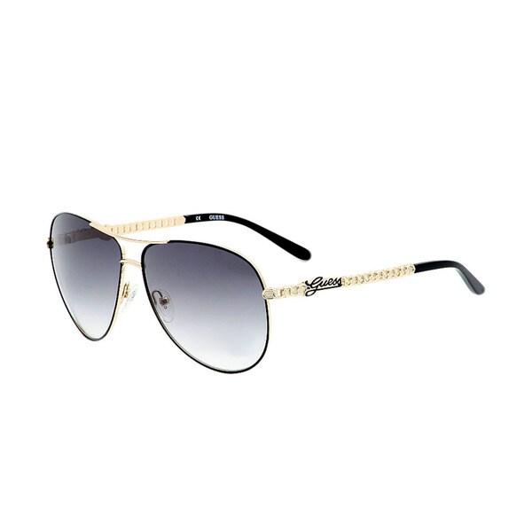 Guess Guess Aviator Gu7032 Aviator Women's Gu7032 Sunglasses Women's vgyYf67b