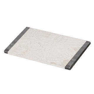 "Creative Home Two Tone (Champagne/Charcoal) 12"" x 18"" Pastry Board"