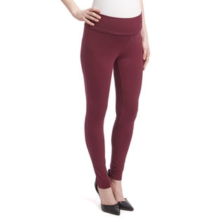 Ashley Nicole Maternity Women's Maternity Belly Band Legging