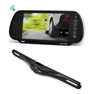 Pyle PLCM7400BT Bluetooth Rearview Backup Camera and Monitor System