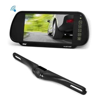 Pyle PLCM7400BT Bluetooth Rearview Backup Camera and Monitor System https://ak1.ostkcdn.com/images/products/11153193/P18150196.jpg?impolicy=medium