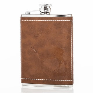 "The ""Oh Deer"" Flask"