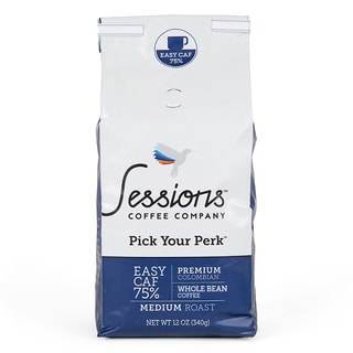 Sessions 75-percent Easy Caf Whole Bean Coffee