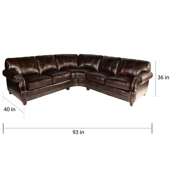 Prime Shop Lazzaro Leather Anna Pull Up Buckeye Sectional Sofa Gamerscity Chair Design For Home Gamerscityorg