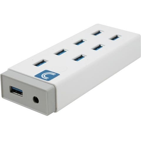 Comprehensive USB 7 Port Charging Station/Hub