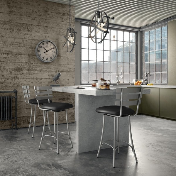 Amisco Unity Swivel Metal Barstool Free Shipping Today  : Amisco Unity Swivel Metal Barstool 84eda4e5 801d 4574 a3bc 6e167d600705600 from www.overstock.com size 600 x 600 jpeg 78kB