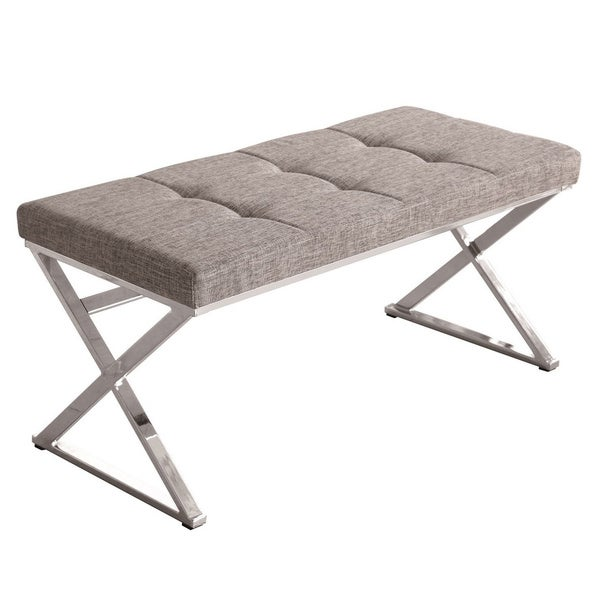 Vapor Tufted Double Bench Free Shipping Today