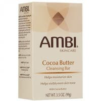 Ambi Skin Care Cocoa Butter Cleasning Bar