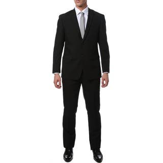 Ferrecci Men's Paul Lorenzo 2-Piece Regular Fit Suit|https://ak1.ostkcdn.com/images/products/11157535/P18153828.jpg?impolicy=medium