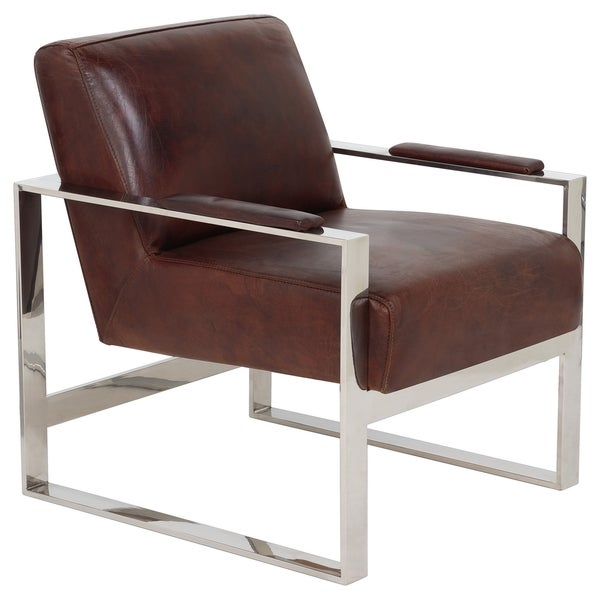 Contemporary Leather Chairs