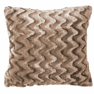 Anna Ricci Chevron 18 inch Throw Pillow