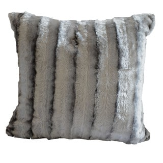 De Moocci Stripped 18-inch Throw Pillow