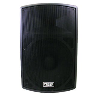 Podium Pro PP1502A Karaoke Band DJ PA Powered 900W Active 15-inch Speaker