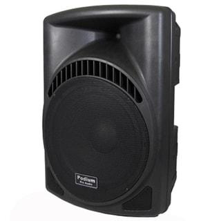 Podium Pro PP1504CA Band DJ PA Karaoke 900W Active Powered 15-inch Speaker w/ Flash Drive