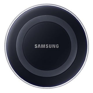 Samsung Wireless Charging Pad with 2A Wall Charger For Galaxy S6, active, edge, edge+ plus, Galaxy Note 5 (Bulk Package)