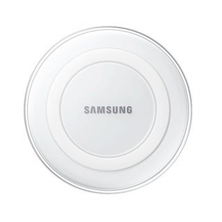 Samsung Wireless Charging Pad with 2A Wall Charger (Bulk Package)