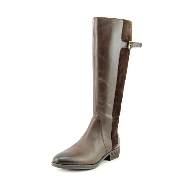 5c231e1c0866 Shop Sam Edelman Women s  Patton  Leather Boots - Free Shipping ...