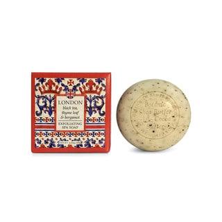 London Bergamot & Black Tea Exfoliating Botanical Soap (Set of 2)