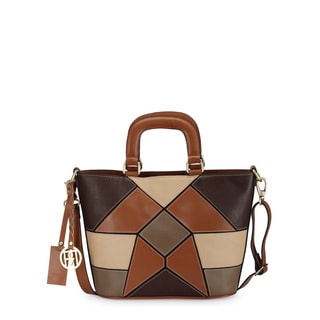 Phive Rivers Women's Handbag (Tan) (PR1030)