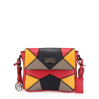Phive Rivers Women's Crossbody Bag (Red) (PR1041)