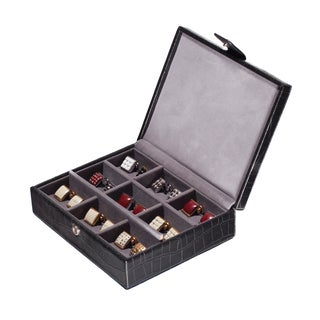 Cuffed Up Cuff Link Storage Box