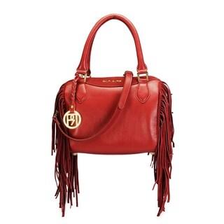 Handmade Phive Rivers Women's Handbag (Red) (PR1066) (Italy) - One size