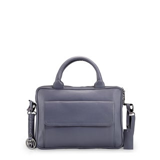 Phive Rivers Women's Laptop Bag (Grey) (PR1038)