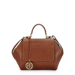 Handmade Phive Rivers Women's Satchel Bag (Tan) (PR1064)