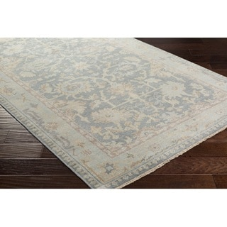 Hand Knotted Goodwin Wool Rug (3'6 x 5'6)