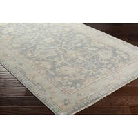 Hand Knotted Goodwin Wool Area Rug (3'6 x 5'6)