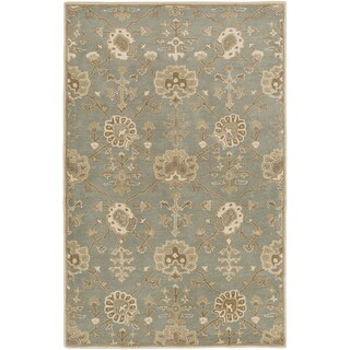 Hand Tufted Foster Wool Area Rug (7'6 x 9'6)