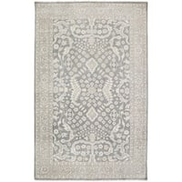 Hand Knotted Forbes Wool Area Rug (7'9 x 9'9)