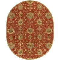 Hand Tufted Foster Wool Area Rug - 8' x 10'