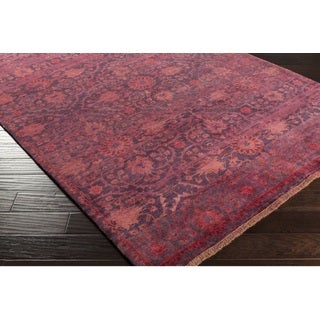 Hand Knotted Goodyear Wool Rug (8' x 11')