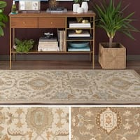Hand Tufted Fosse Wool Area Rug (3' x 12')