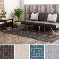 Hand Hooked Graben Cotton/Viscose Area Rug
