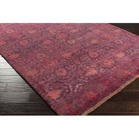 Hand Knotted Goodyear Wool Area Rug (9' x 13')