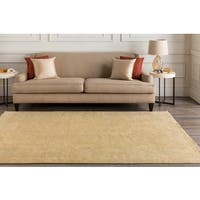 Hand Knotted Flickinger New Zealand Wool Area Rug (9' x 13') - 9' x 13'