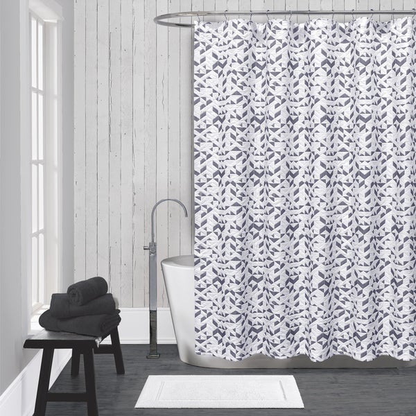 LaMont Home Kinetic Shower Curtain